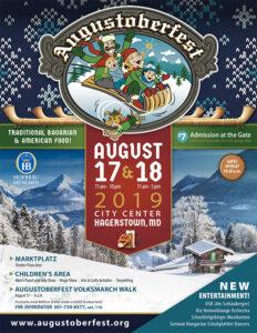 Augfest 2019 Flyer