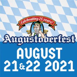 Augustoberfest 2021 event dates August 21-22